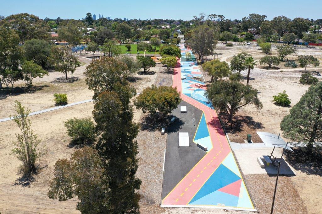 Community Building and Activation in Perth